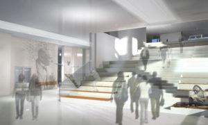 """LU Akadēmiskā centra 1. kārta – 1.vieta nominācijā """"Jaunbūve – sabiedriska ēka"""""""