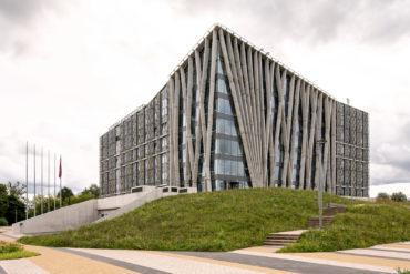 2016. gada balvu Rīgas arhitektūrā saņem LU Dabas māja