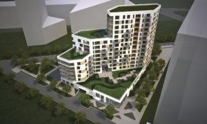"""Topošais """"New Hanza City"""" kvartāls – pilsēta pilsētā ar 7 jaunām ielām"""
