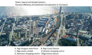"""Metu konkurss par """"Rail Baltica"""" Rīgas dzelzceļa tilta un stacijas apbūvi – priekšlikumi"""
