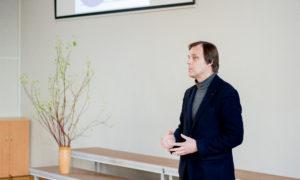 RTU Būvniecības fakultātes dekāns Juris Smirnovs