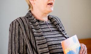 LLU Vides un būvzinātnes asociētā profesore Sandra Guste