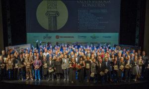 """Konkursa """" Latvijas Būvniecības Gada balva 2016"""" visi laureāti"""