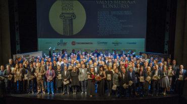 Latvijas labākās 2016. gada būves un labākie būvnieki noskaidroti
