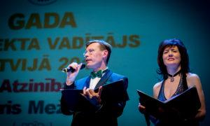 Ervīns Butkēvičš un Gunita Jansone