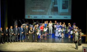 Tiek godinātas foruma nominantes