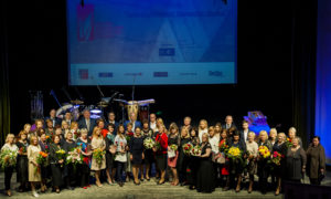 Foruma laureātes un nominantes
