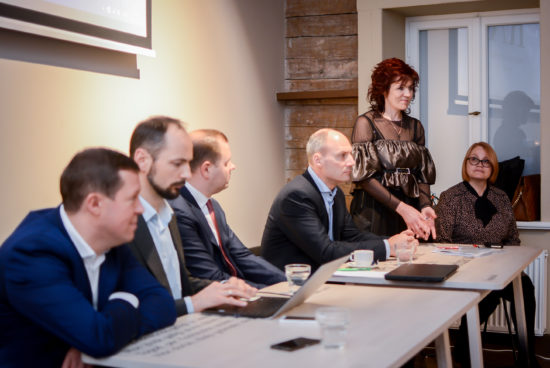 """Seminārs par """"Rail Baltica"""" projekta ieviešanu un būvniecību"""