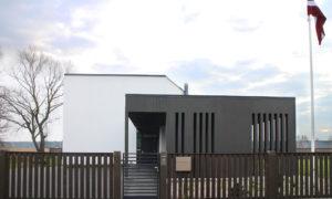 Savrupmājas jaunbūve Jūrmalā. Pasūtītājs privātpersona. Projekts «Balta Istaba», Ilze Rukmane – Poča. Būvniecība saimnieciskā kārtā.