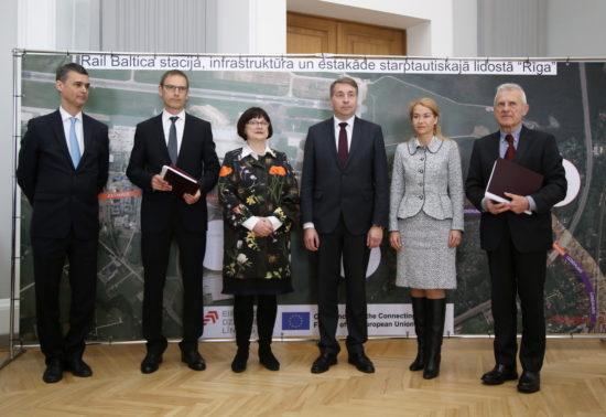 Parakstīts Baltijā pirmais Rail Baltica projektēšanas un autoruzraudzības līgums