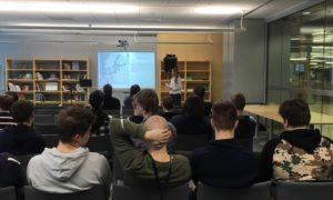 Latvijas Nacionālā bibliotēka uzņēma kampaņu Mācies būvniecību 2019.gada 4.februārī, pulcējot vairāk nekā 40 studentus no Rīgas Celtniecības koledžas pasniedzēja Dina Kopštāla vadībā. Par ikdienas darbu specifiku studentiem stāstīja Evita Biezmane, Bonava darba aizsardzības speciāliste,.