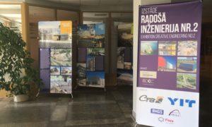 Izstāde Radošā inženierija II Daugavpils domē 2019.gada 3.jūnijā.
