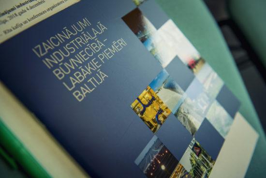 """Konference """"Izaicinājumi industriālajā būvniecībā – piemēri Baltijā"""""""