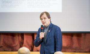 Juris Smirnovs, RTU BF fakultātes dekāns, profesors.