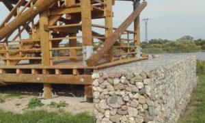 Publiskās ārtelpas objekts. Skatu torņa izbūve un pieguļošās teritorijas labiekārtošana Pilssalā, Jelgavā. Pasūtītājs Jelgavas pašvaldība. Projekts Vertex projekti. Būvnieks SMART ENERGY. Būvuzraudzība Latvijas Būvuzraugs.