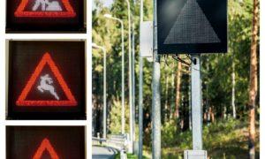Jauna inženierbūve .Tehniskā projektēšana, pirmsinstalācijas darbi un ceļa inteliģento transporta sistēmu elementu uzstādīšana, modernizācija un pielāgošana uz autoceļa E67 ceļa posma Latvijā. Autoceļa E67 ceļa posms Latvijā no Grenctāles līdz Ainažiem. Pasūtītājs un būvuzraudzība VAS LVC. Projekts UAB FIMA. Būvnieks Fima.