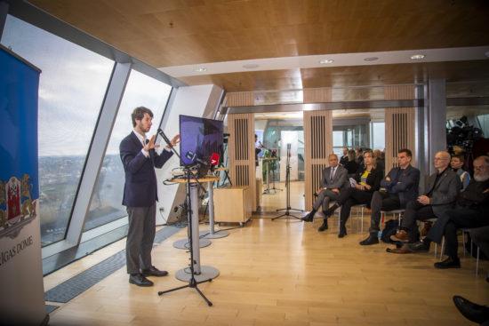 Rail Baltica projekta attīstība ietekmēs Rīgas apkaimes