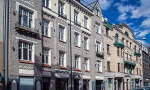 Fasādes atjaunošana Avotu iela 5, Rīga, Pasūtītājs SIA OA GROUP, projekts ALTA GRUPA, būvnieks  SIA Build&Clean service, būvuzraudzība  ADBS.