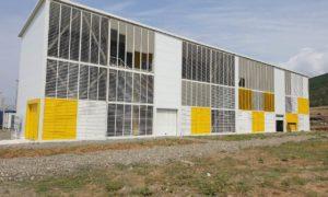 Modulārs gaisa dzesēšanas 9,6MW datu centrs Gldani Free Industral Zone, Gldani district, Tbilisi, pasūtītājs Georgia BitFury Holding B.V., projekts BŪVNIECĪBAS PADOMDEVĒJS, būvnieks un būvuzraudzība Forma 2.
