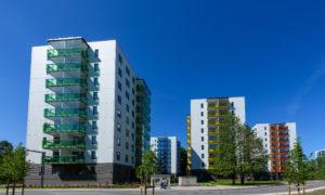 Jaunu dzīvojamo ēku komplekss Akācijas, Jūrmalas gatve 92, Akāciju 2D, Akāciju 2E, Akāciju 2C, Rīga, pasūtītājs un būvnieks KBO, projekts PBR, būvuzraudzība Būvuzraugi LV.