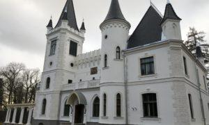 Stāmerienas pils Vecstāmerienā, pasūtītājs Gulbenes novada pašvaldība, projekts Arhitektes Ināras Caunītes birojs, būvnieks RERE MEISTARI 1, būvuzraudzība Warss+.