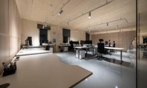 IKTK biroja ēka, Rubeņu ceļš 46, Raubēni, Ozolnieku novads, pasūtītājs IKTK, projekts 5. Avēnija, Rodentia, būvnieks Igate Būve.