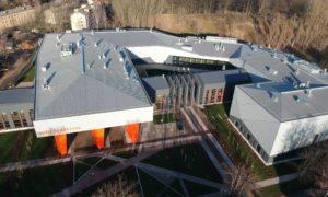 Muzeju krātuvju komplekss, Pulka iela 8, Rīga, pasūtītājs Valsts nekustamie īpašumi, projekts Arhitektu birojs Krasts, būvnieks RERE Meistari 1, būvuzraudzība P.M.G.