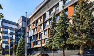 Biroju ēkas pārbūve Skanstes ielā 52 un 52 A, Rīgā, pasūtītājs SWH Grupa, projekts Tectum, būvnieks Velve, būvuzraudzība Būvkonsultants.