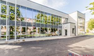 Administratīvās ēkas Talsu šosejā 31, k-25, Jūrmalā, pārbūve, pasūtītājs Jūrmalas pilsētas dome, projekts Livland Group, būvnieks LC Būve, būvuzraudzība BŪVREM.