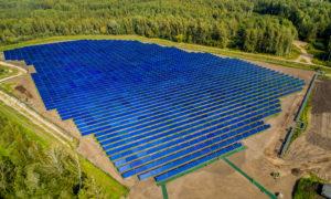 Saules kolektoru sistēmas ar siltumenerģijas akumulācijas tvertni un biomasas katlu mājas ar 3 MW jaudu būvniecība Miera iela 31A, Salaspils, pasūtītājs Salaspils Siltums, projekts Strasa Konsultanti, būvnieks FILTER, būvuzraudzība Firma L4.