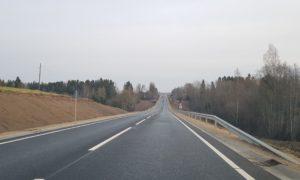 Valsts galvenā autoceļa A2 Rīga – Sigulda – Igaunijas robeža (Veclaicene) km 88.10-95.20 pārbūve, pasūtītājs Latvijas Valsts ceļi projekts Ceļuprojekts, būvnieks TREV-2 Grupp, būvuzraudzība Ceļu inženieri.