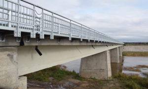 Ventas tilta autoceļa P123 Zlēkas – Ugāle 1,28 km atjaunošana, pasūtītājs LATVIJAS VALSTS CEĻI, projekts BT Projekts, būvnieks Rīgas tilti, būvuzraudzība Teede Insenerid.