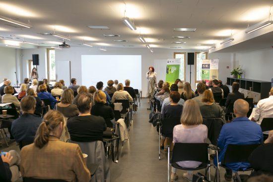 Konference Ilgtspējas principu piemērošanas prakse Latvijā 2020