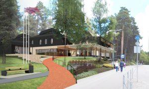 Nominācija Ilgtspējīgākais projekts - 1.vieta Ogres viedā bibliotēka.