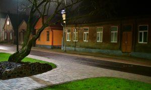 Inženierbūve pārbūve. Pasta ielas pārbūve Jēkabpilī. Pasūtītājs Jēkabpils dome, projekts Ceļu inženieri, būvnieks OŠUKALNS, būvuzraudzība K-RDB.