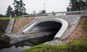 Inženierbūve pārbūve. Piķurgas tilta pārbūve. Pasūtītājs VAS LVC, projekts Inženierbūve, būvnieks Būvinženieris, būvuzraudzība Firma L4.