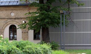 Pārbūve. RSU vēsturiskā staļļa pārbūve par muzeja ēku Kronvalda bulvārī 9, Rīga. Pasūtītājs RSU, projekts NAMS, būvnieks VELVE, būvuzraudzība Celtniecības Kvalitātes Aģentūra.