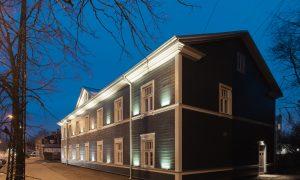 Pārbūve. Dzīvojamā ēka Valmieras 47, Rīga. Pasūtītājs Rent MGMT, projekts 12.līnijas, būvnieks BS Māja.